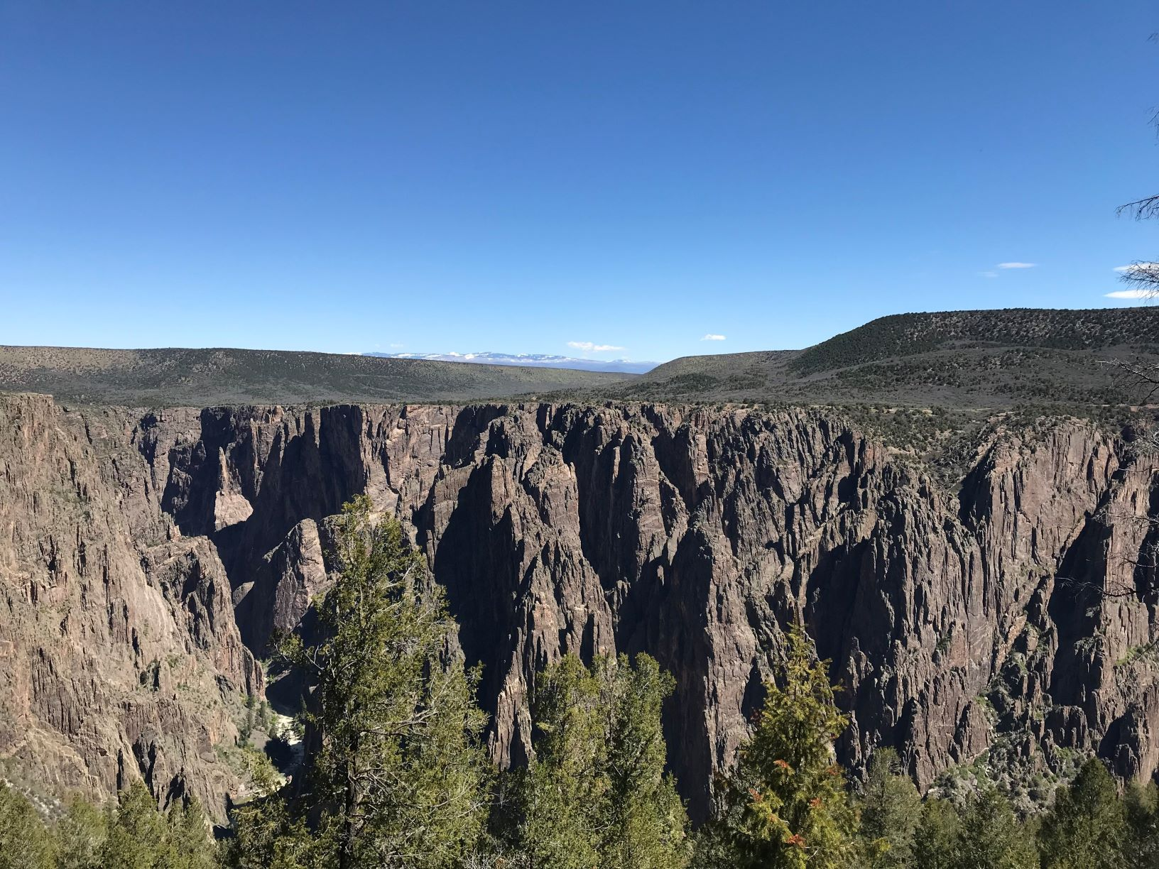 Black Canyon, Gunnison National Park.