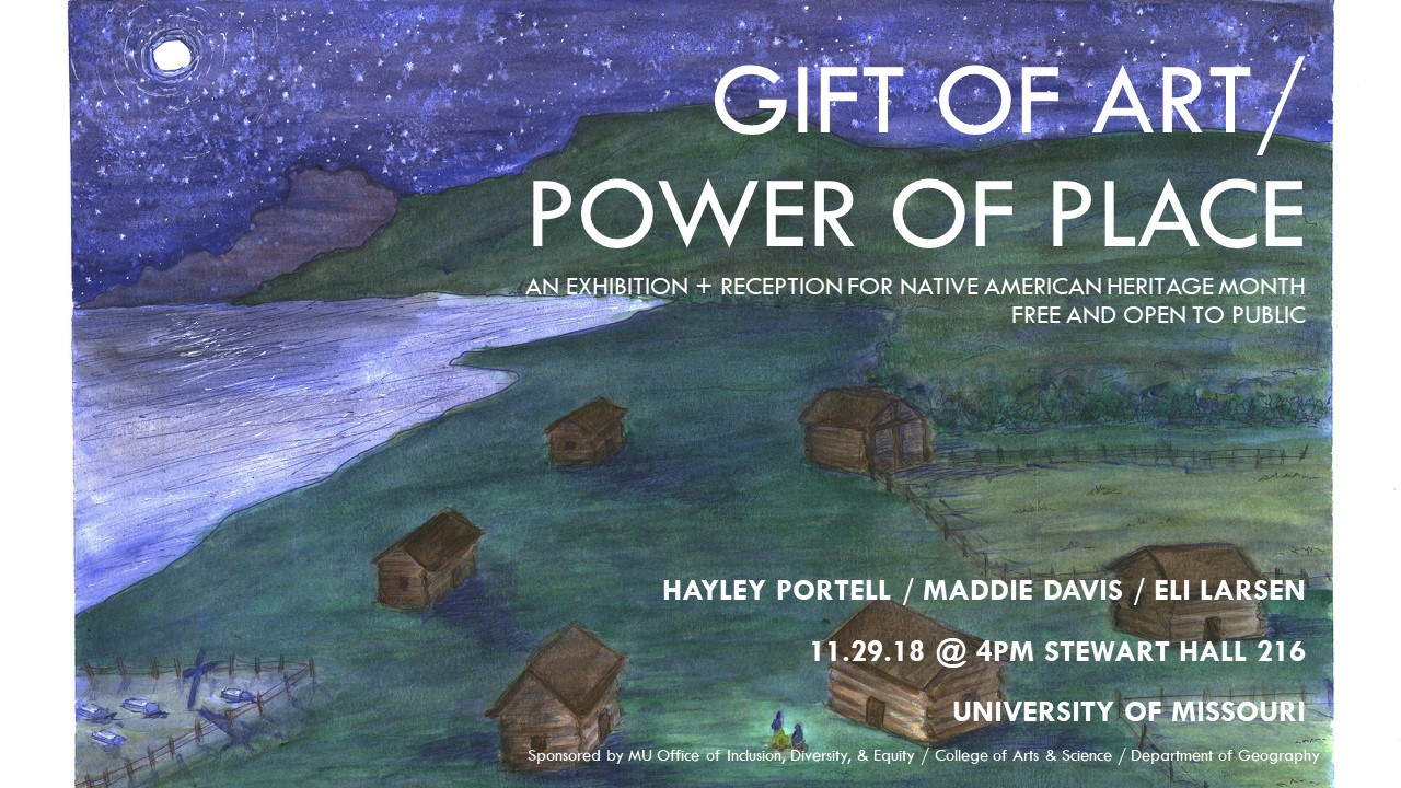 Gift of Art/Power of Place