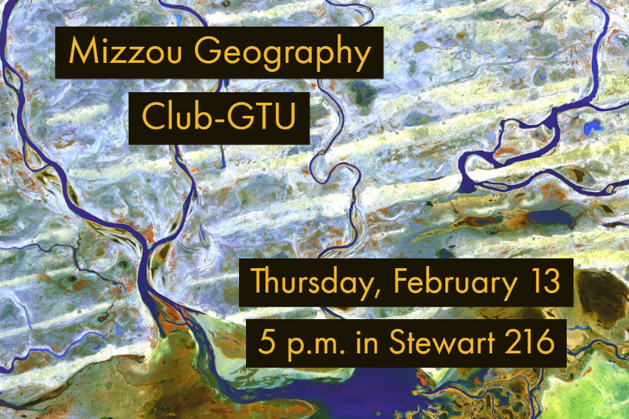 Mizzou Geography Club-GTU